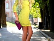 Beauty of Colors: Yellow / Yellow