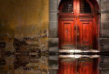 Doors...so unique  / by Bobbie Jenkins