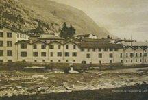 Il Pastificio Moro ed il Museo Mulino di Bottonera in Lombardia / Il Pastificio Moro e del Mulino di Bottonera, oggi sede di un interessante museo di archeologia industriale sulla produzione della farina.