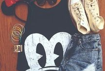 Summer Disney outfits