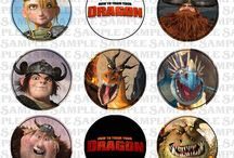 How to train you dragon Party ideas