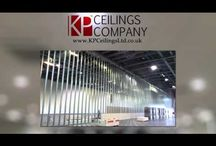 Kp suspended ceilings ltd office & glass partitions manchester