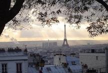 Paris / by Kim Poulin