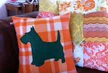 Woollen blanket upcycle