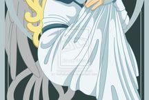 the Swan Princess Odette and Derek
