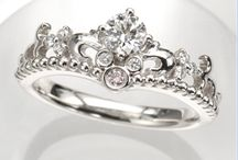 "Someday - Wedding Rings / Rings that I could see myself saying ""Yes"" to."
