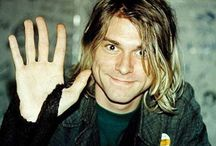 KURT COBAIN / Kurt Cobain an angel who died in 5 April 1994!He is one of the best singers from the band NIRVANA! We all miss him..i think! Nirvanas songs are still very polular <3 I LOVE HIS FACE AND HIS VOICE <3 (I rather be hated for who i am than be loved for who i am not. -Kurt Cobain)
