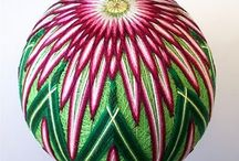 Temari Ball~Japanese Thread Craft
