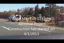 Garden State Light Removal Project Exit 9,10,11