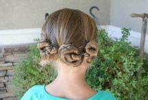 hair we go :) / by Beth Pickett