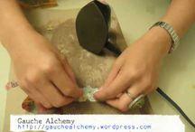 Gauche Alchemy Tutorials / by Gauche Alchemy