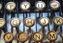 Typewriters / Vintage typewriters