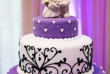 Bolos deliciosos para casamentos / Este é o tipo de bolos que seja qual for o casamento, não dá para resistir...