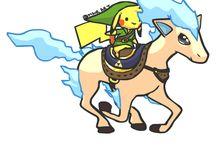 Link/The Legend Of Zelda