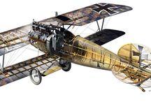 5H-Aviacion Alemana 1WW