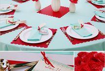 Wedding Palettes / Wedding color ideas
