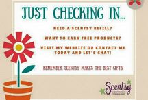Scentsy Post Cards