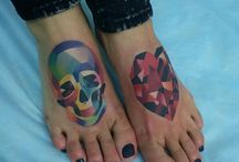 Tattoos by our supply / Thanks for all artist for your beauty works!