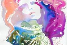Fashion Illustrators / by Amber Hatchett Designs