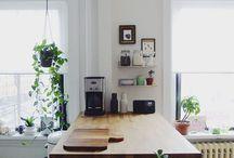 Bucătărie+living