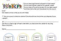 Conservation Fun / Ideas to complete NZ Brownie Conservation Fun Sunbeam Interest Badge