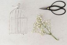 dekor/blomster