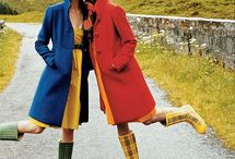 Coats, Jackets & Vests / by Kristen Hamilton