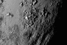 First Images of Pluto / First Images of Pluto