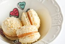 Desserts- Macarons