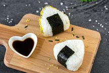 All about ONIGIRI - Japanese rice balls