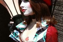 Mad Hatter Costume ideas / I'm going to make a Mad Hatter costume, so this is to help with ideas! / by Jenny Robertson