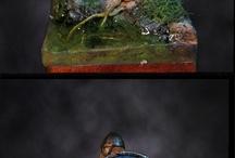 Saga miniatures