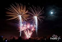 Rugby Fireworks 2014
