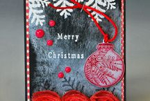Christmas Ball / Christmas Ball stamp set by Art Journey