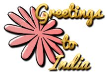 Wel come / Welcome to greetingtoindia.com Greeting to India is an online Gift shop. We make sending gift to your dear ones a pleasurable experience. We will be your companion in every joy of life. You will be few clicks away from sending your love and greetings to dear ones. Our website will be launched soon. Do visit us on  http://www.greetingtoindia.com