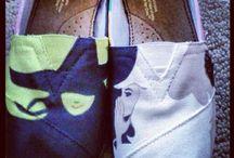 Shoes / by Dorothy Simnitt