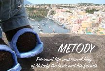 Witty World of Metody the Bear :D / My personal life, travels and friends.