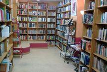 La Tarde Libros / Librería // Bookshop