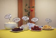 Peanuts Christmas Party