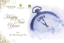 The Villas Greetings / The Villas Seminyak wish all our friends a very Happy New Year.