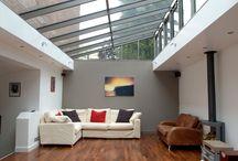 Idées aménagement maison / Rassembler des idées d'aménagement intérieur pour une rénovation de maison