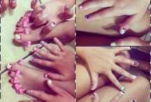 Fei nails baby's!