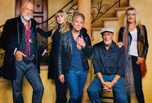 Fleetwood Mac News / The Reunited Fleetwood Mac: Mick Fleetwood, John McVie, Christine McVie, Stevie Nicks, Lindsey Buckingham