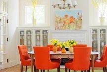 Dining Rooms / by Gretchen Schroeder