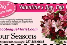 VALENTINE'S DAY DEALS from Frugals, 02/14/15 / Great suggestions and money saving deals for V-Day 2015!