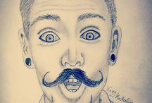 My art / Drawings