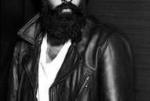 Men's Style One / Men Hair style Beard