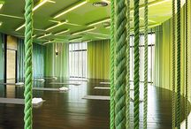 Gym & Sports Spaces