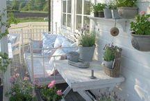 Deck/ porch ideas