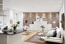 Scandinavian interiors / Scandinavian interiors